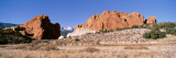 Sandstone, Garden of the Gods, Colorado Springs, Colorado, USA Wall Decal by  Panoramic Images