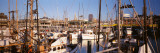 Fishermans Wharf, San Francisco, California, USA Wall Decal by  Panoramic Images
