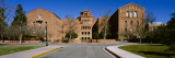 Facade of a Building, UCLA, Powell Library, Los Angeles, California, USA Wall Decal by  Panoramic Images