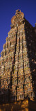 Sri Meenakshi Hindu Temple, Madurai, Tamil Nadu, India Wall Decal by Panoramic Images