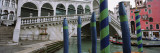 Arch Bridge Across a Canal, Rialto Bridge, Grand Canal, Venice, Italy Wall Decal by  Panoramic Images