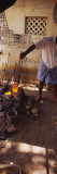 Man Standing Near a Stove and Melting Bronze in a Container, Thanjavur, Tamil Nadu, India Wall Decal by  Panoramic Images