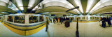 People at a Subway Station, Bart Station, San Francisco, California, USA Wall Decal by  Panoramic Images