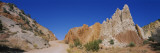 Red Rocks Along a Dirt Road, Sedona, Arizona, USA Wall Decal by  Panoramic Images