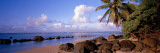 Rocks on the Beach, Anini Beach, Kauai, Hawaii, USA Wall Decal by  Panoramic Images