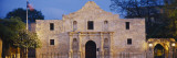 Facade of a Church, Alamo, San Antonio, Texas, USA Wall Decal by  Panoramic Images