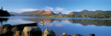 Reflection of Mountains in Water, Derwent Water, Lake District, England Wall Decal by Panoramic Images