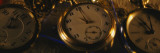 Close-Up of Pocket Watches Wall Decal by  Panoramic Images