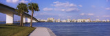 Ringling Causeway Bridge, Sarasota Bay, Sarasota, Florida, USA Wall Decal by  Panoramic Images