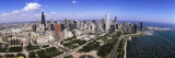 Skyscrapers, Chicago, Illinois, USA Wall Decal by  Panoramic Images