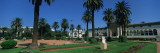 Park in Front of Buildings, Mohammed V Square, Casablanca, Morocco Wall Decal by  Panoramic Images