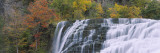 Ithaca Falls, Tompkins County, Ithaca, New York, USA Wall Decal by  Panoramic Images