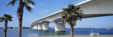 John Ringling Causeway Bridge, Sarasota Bay, Sarasota, Florida, USA Wall Decal by  Panoramic Images