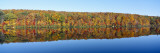 Lake Hamilton, Massachusetts, USA Wall Decal by  Panoramic Images