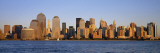Buildings at the Waterfront, Manhattan, New York City, New York, USA Wall Decal by  Panoramic Images