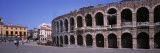 Amphitheater on the Roadside, Verona, Veneto, Italy Wall Decal by Panoramic Images