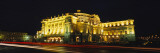 Building Lit Up at Night, Mariinsky Theatre, St. Petersburg, Russia Wall Decal by Panoramic Images