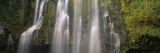 Llanos de Cortez Waterfall, Guanacaste Province, Costa Rica Wall Decal by  Panoramic Images