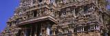 Sri Meenakshi Hindu Temple, Madurai, Tamil Nadu, India Wall Decal by  Panoramic Images