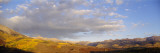 Clouds over a Hilly Landscape, Telluride, San Miguel County, Colorado, USA Wall Decal by  Panoramic Images