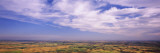 Clouds over a Landscape, Steptoe Butte, Palouse Country, Washington, USA Wall Decal by  Panoramic Images