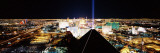 View of a City from Mandalay Bay Resort and Casino, Las Vegas, Clark County, Nevada, USA Wall Decal by  Panoramic Images
