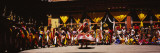 People Performing in a Traditional Festival, Paro, Bhutan Wall Decal by  Panoramic Images