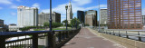 Bridge in Hartford, Connecticut, New England, USA Wall Decal by  Panoramic Images