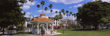 Gazebo in a Park, Venice, Sarasota County, Florida, USA Wall Decal by  Panoramic Images