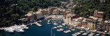Boats Docked at a Harbor, Italian Riviera, Portofino, Italy Wall Decal by  Panoramic Images