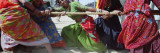 Women Playing Tug-Of-War, Pushkar, Rajasthan, India Wall Decal by  Panoramic Images