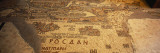 Close-Up of Mosaic on the Wall of a Church, Madaba, Jordan Autocollant mural par Panoramic Images