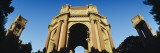 Palace of Fine Arts, San Francisco, California, USA Autocollant mural par Panoramic Images 