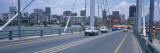 Cars on Nelson Mandela Bridge, Johannesburg, South Africa Wall Decal by  Panoramic Images