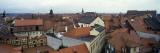 View of Houses in a Town, Bamberg, Germany Wall Decal by  Panoramic Images