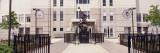 Statue in Front of a Building, Michael Jordan Statue, United Center, Chicago, Illinois, USA Wallsticker af Panoramic Images,