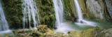 Water Falling on Rocks, Limekiln Falls, Limekiln Campground, Big Sur, California, USA Wall Decal by  Panoramic Images
