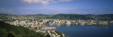 Cityscape of Wellington, New Zealand Wall Decal by  Panoramic Images