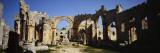 Old Ruins of St. Simeon Church, Aleppo, Syria Wall Decal by  Panoramic Images