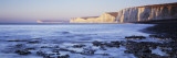 Chalk Cliffs at Seaside, Seven Sisters, Birling Gap, East Sussex, England Wall Decal by  Panoramic Images