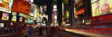 Buildings in a City, Broadway, Times Square, Midtown Manhattan, Manhattan, New York City Wall Decal by  Panoramic Images