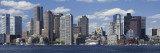 Buildings at the Waterfront, Boston, Massachusetts, USA Wall Decal by  Panoramic Images