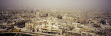 Aerial View of Aleppo in a Sandstorm, Syria Wall Decal by Panoramic Images