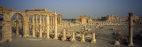 Old Ruins of Temple of Bel, Palmyra, Syria Wall Decal by  Panoramic Images