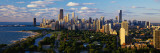 Chicago, IL Wall Decal by  Panoramic Images
