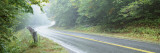 Vermont, Smuggles Notch, Road Wall Decal by  Panoramic Images