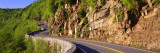 Curved Road, NY Wall Decal by  Panoramic Images