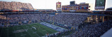 High Angle View of a Football Stadium, Sun Devil Stadium, Arizona State University, Tempe Wall Decal by  Panoramic Images