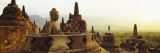 Indonesia, Java, Borobudur Temple Wall Decal by  Panoramic Images