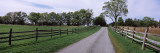 Fence Along the Road, Knox Farm State Park, East Aurora, New York State, USA Wall Decal by  Panoramic Images